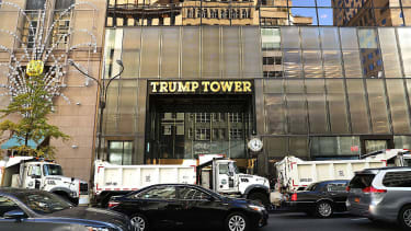 Trump Tower residents now have access to the U.S. Secret Service.