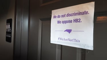 North Carolina is poised to repeal HB2