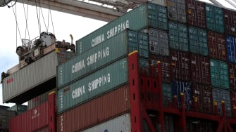 China-U.S. trade.
