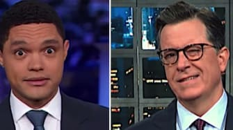Late night hosts on Trump's al-Bagdadi raid