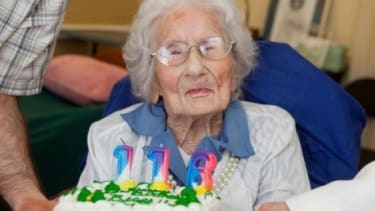 On Aug. 26, 116-year-old Besse Cooper became the eighth person in human history to reach that impressive age.