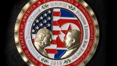 Commemorative coin.