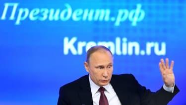 Putin has a helpful offer.