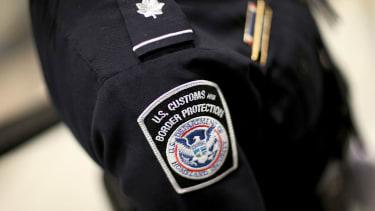 A CBP agent, changing gears in Trump era