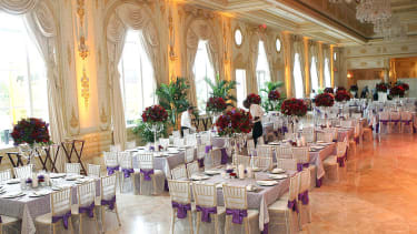 President trump may have discussed classified secrets in the Mar-a-Lago club's public dining room.