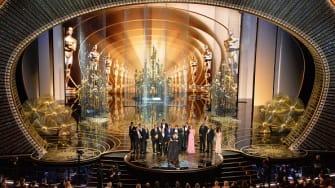 Spotlight wins Best Picture in 2016.