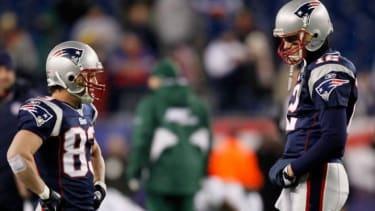 Wes Welker was Tom Brady's favorite receiver.