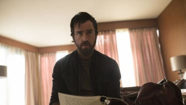 Justin Theroux in The Leftovers.
