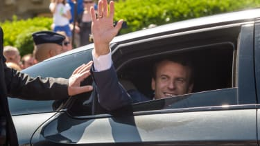 French President Macron wins big in parliament