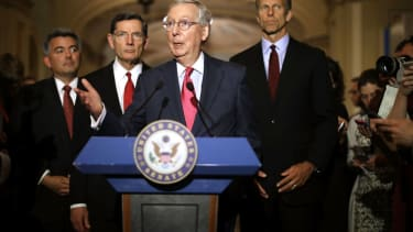 Senate Republicans just want to be done with ObamaCare