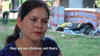 Araceli Ramos talks about losing her daughter to U.S. courts