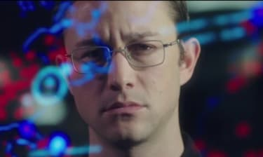 Snowden on the silver screen.
