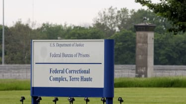 Federal prison in Indiana