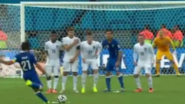 This was the best play from an action-packed World Cup weekend