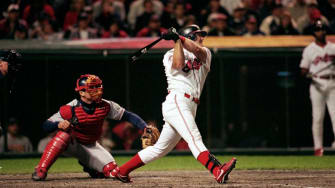 Watch Jim Thome blast a monster 511-foot homer for old times' sake