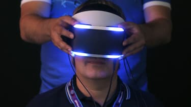 The future of virtual reality.