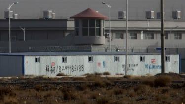 A Chinese Muslim internment camp.