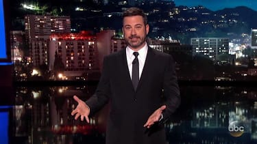 Jimmy Kimmel has some guesses about Bill O'Reilly's vacation