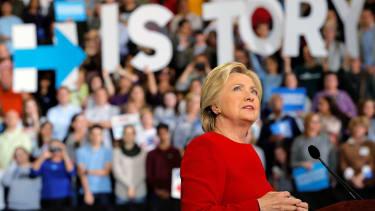 Hillary Clinton had her chance.