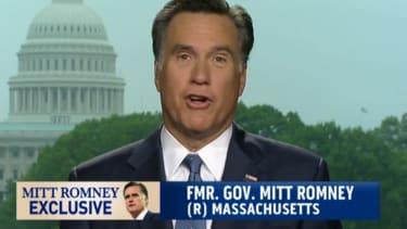 Mitt Romney: Raise the minimum wage