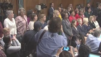 House Democrats infiltrated the Senate Judiciary Committee.