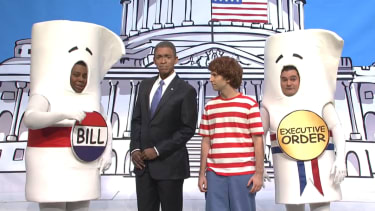 SNL uses Schoolhouse Rock! to explain Obama's executive order on immigration