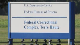 Federal penitentiary in Terre Haute