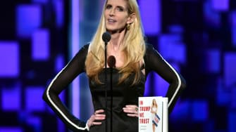 Anne Coulter.