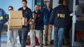 Federal agents raid the medical office complex of Dr. Salomon Melgen who has possible ties to Sen. Bob Menendez (D-N.J.) on Jan. 30.