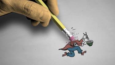 Dr Seuss erasure.
