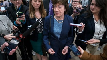 Susan Collins shares her thoughts.