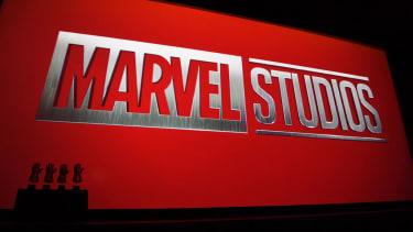 A general view of Marvel Studios' Avengers: Infinity War Screening at The Fox Theatre on April 26, 2018 in Atlanta, Georgia.