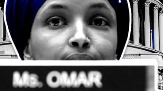 Ilhan Omar.