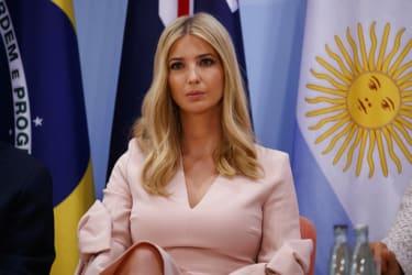 Ivanka Trump at G-20