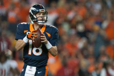 Watch Peyton Manning's record 509th touchdown pass