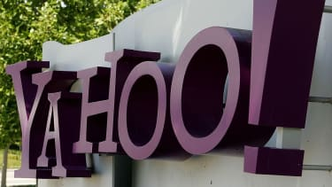 The Yahoo! logo.