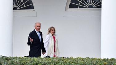 Joe and Dr. Jill Biden.