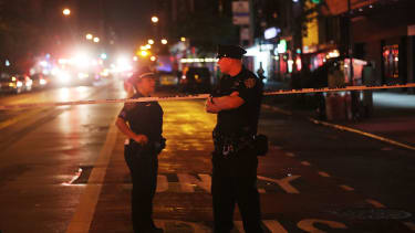 After the bombings in New York and New Jersey this weekend, the suspect is reportedly in custody in Linden, NJ.