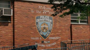 An NYPD precinct.