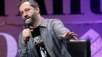 Judd Apatow: The Interview cancellation is 'disgraceful'