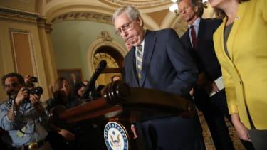 Senate McConnell.