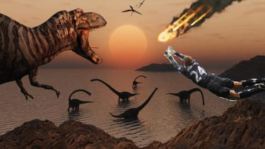 Tim Howard could have saved the dinosaurs, Twitter claims