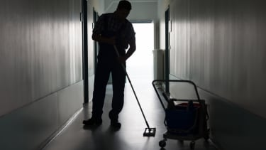 A janitor.
