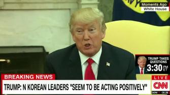 President Donald Trump.