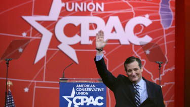 CPAC Conservative Political Action Conference.
