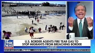 Geraldo Rivera criticizes Fox News over migrant coverage