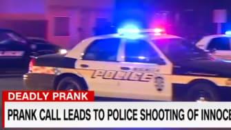 Swatting prank leads to police killing of innocent, unarmed man