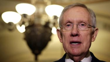 Senate Democrats use rare Saturday session to push judicial, administration confirmations