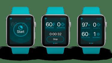 Smart watches.