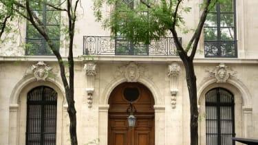 Jeffrey Epstein's residence.